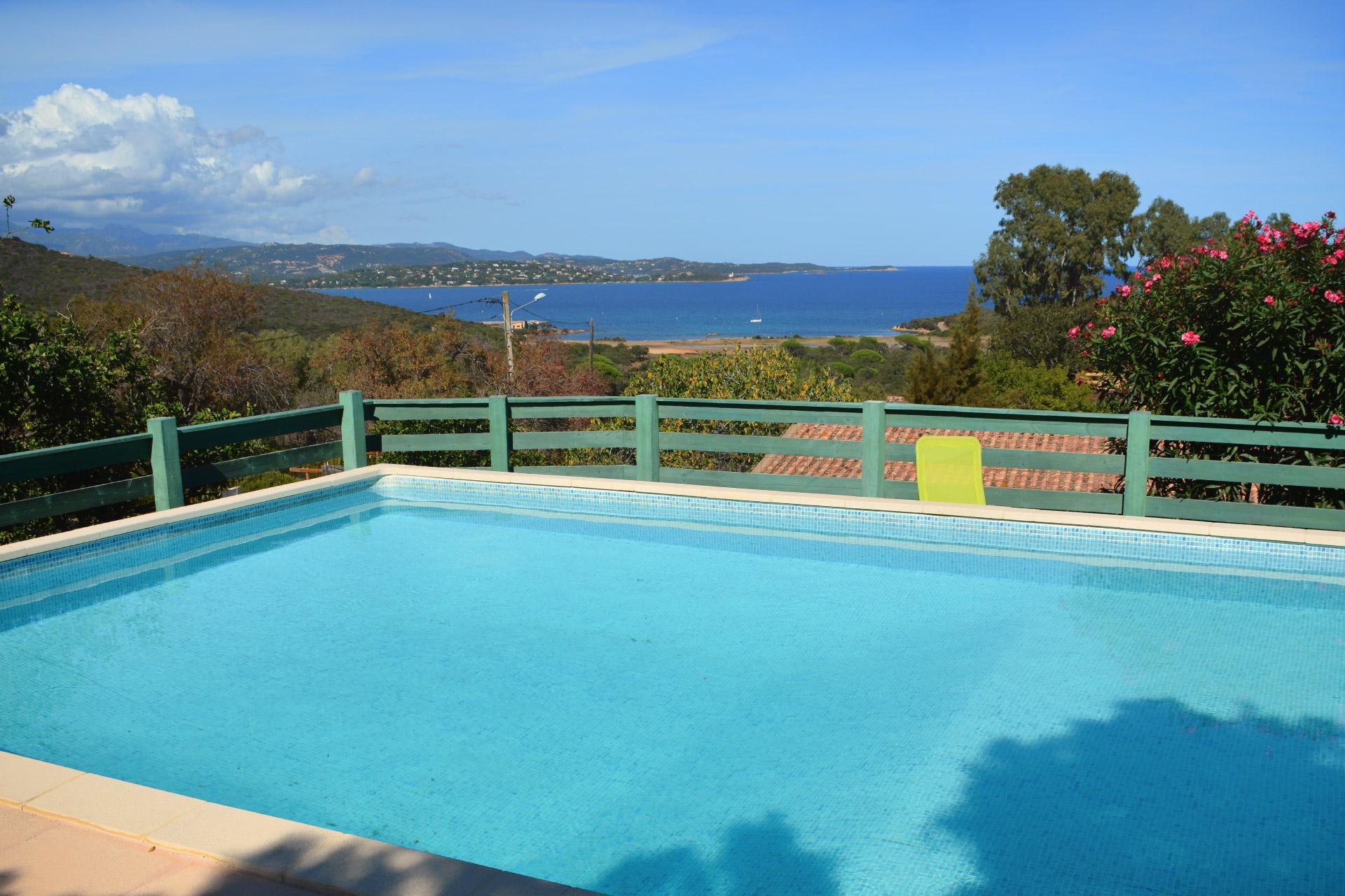 Location vacances, chalet en bord de mer Porto-Vecchio Corse-du-Sud